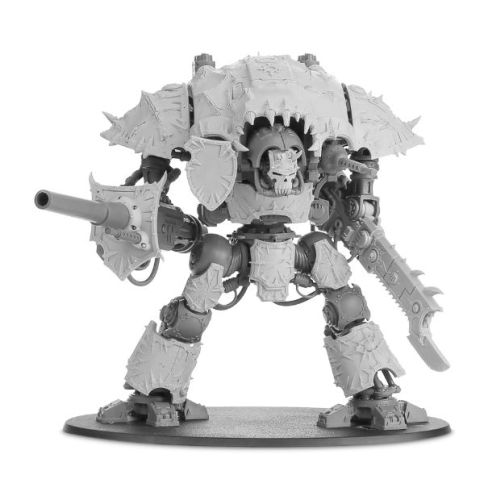 CHAOS KNIGHT OR IMPERIAL KNIGHT ERRANT