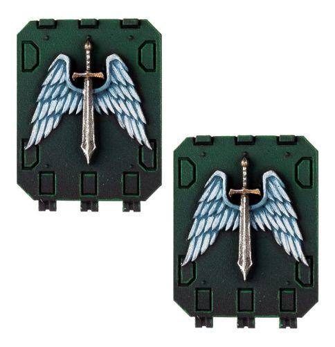 Dark Angels Chapter Repulsor Doors