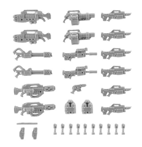 ELYSIAN WEAPON PACK