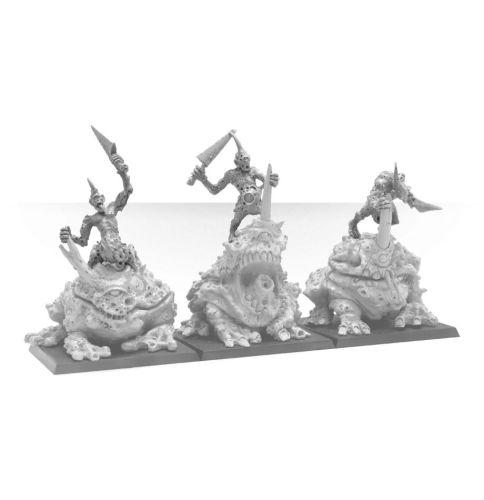 Daemon Pox Riders of Nurgle