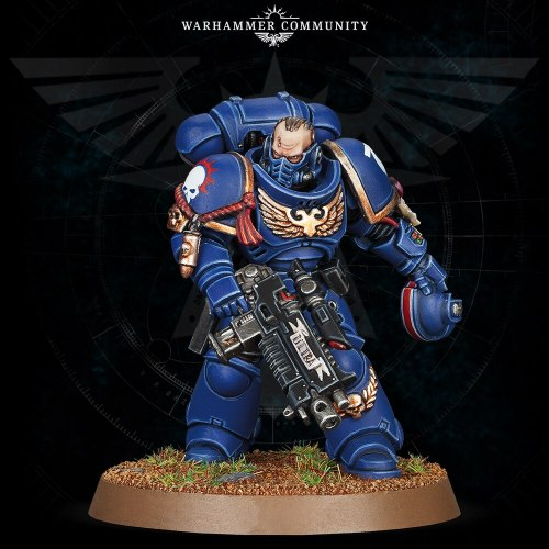 The 500th Store Anniversary Primaris Lieutenant Limited Edition