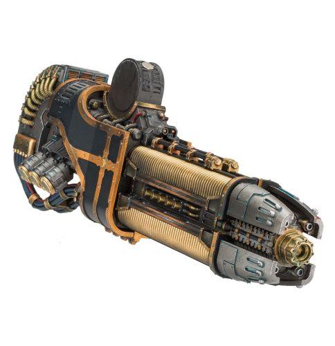 Warlord Titan Sunfury Pattern Plasma Annihilator