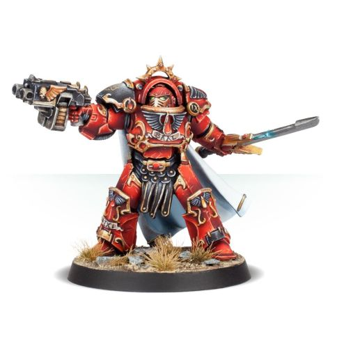 Blood Angels Legion Praetor in Tartaros Terminator Armour