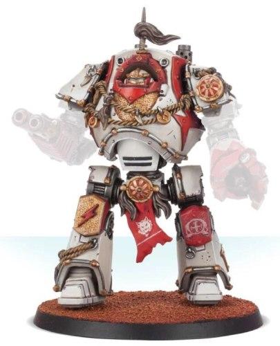 White Scars Legion Contemptor Dreadnought BODY