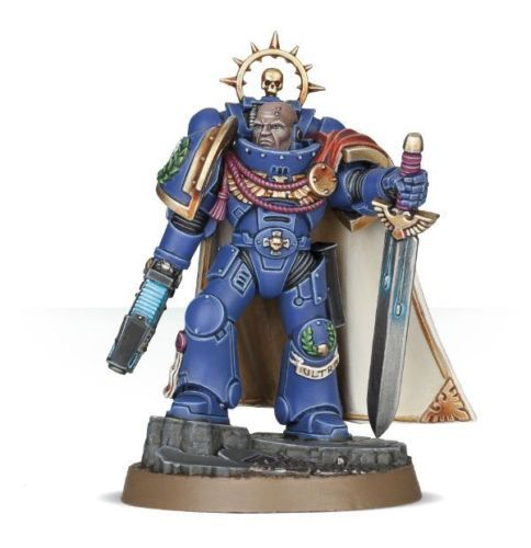 Space Marine Heroes Brother-Captain Thassarius Japan Limited Edition