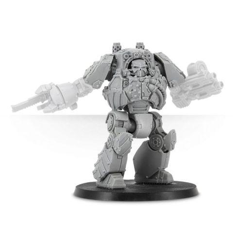 Iron Warriors Legion Contemptor Dreadnought BODY