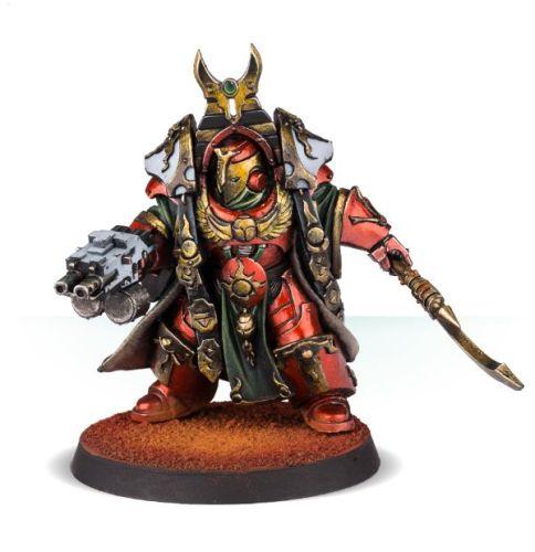 Thousand Sons Legion Praetor
