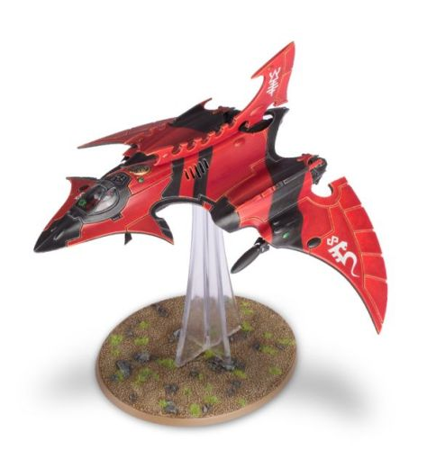 Eldar / Dark Eldar Crimson Hunter /  Hemlock Wraithfighter