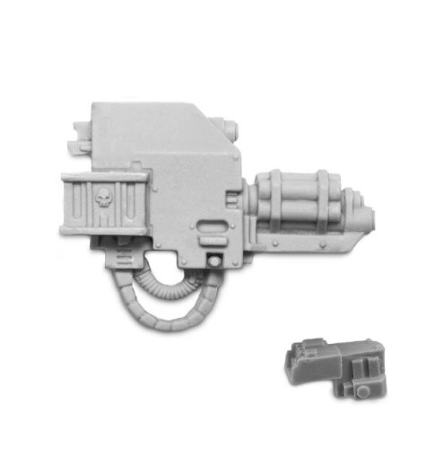 MK IV DREADNOUGHT ASSAULT CANNON (RIGHT ARM)
