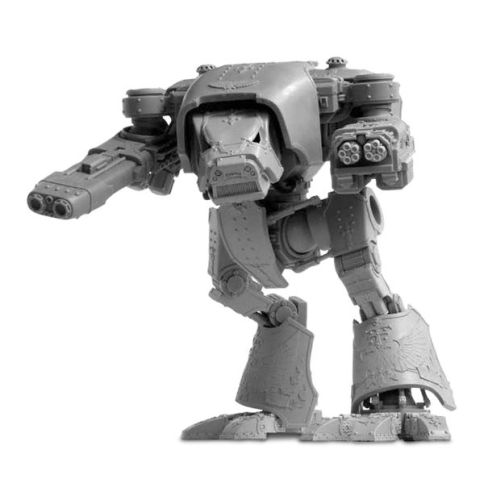 MARS PATTERN WARHOUND TITANS (With weapons)