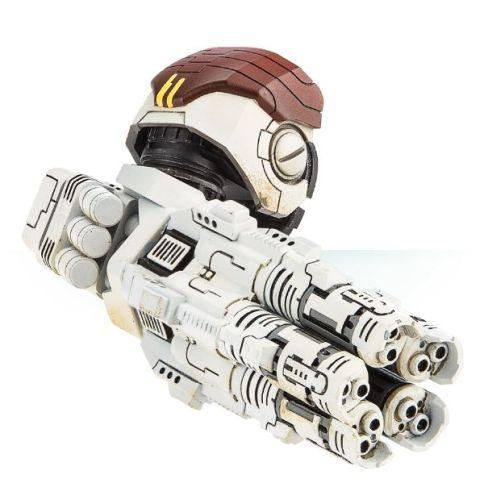 TAU KX139 Ta'unar Supremacy Armour Fusion Eradicator