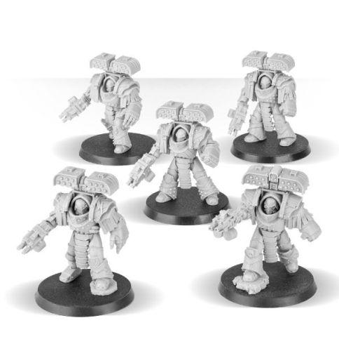 Iron Warriors Legion Tyrant Siege Terminators