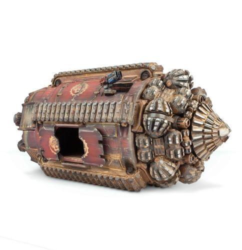 Terrax Pattern Termite Assault Drill