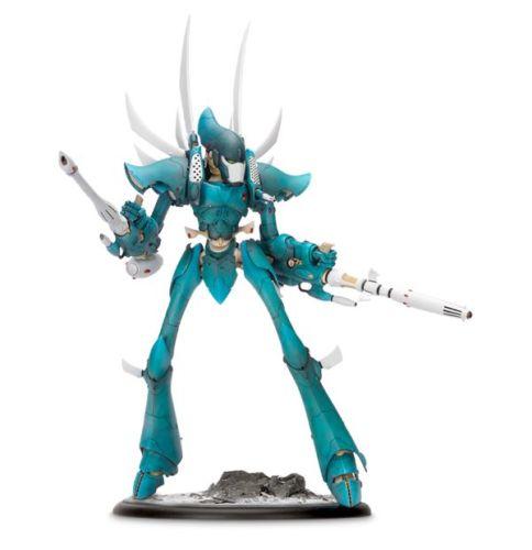ELDAR PHANTOM TITANS BODY(With weapons)