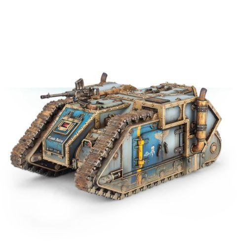 Aurox Armoured Transport