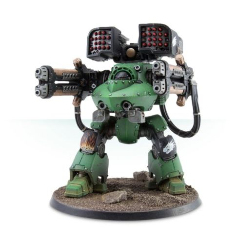 DEREDEO PATTERN DREADNOUGHT with weapons 2