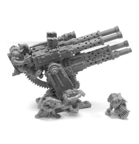 ORK FLAKK GUN