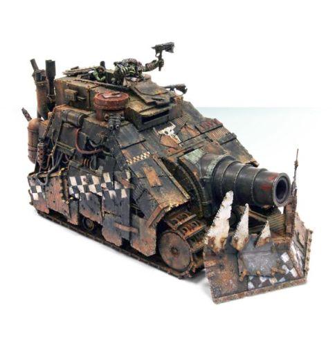 Ork Kill Bursta / Kill Blasta Tank