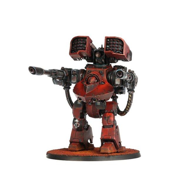 DEREDEO PATTERN DREADNOUGHT with weapons 3