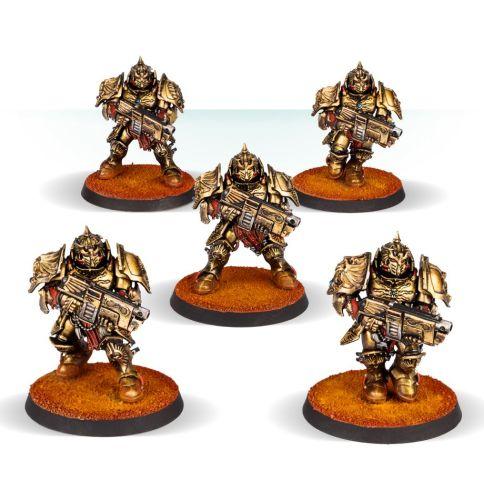 Legio Custodes Sagittarum Guard