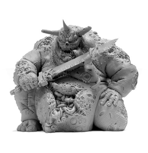 GREAT UNCLEAN ONE GREATER DAEMON OF NURGLE