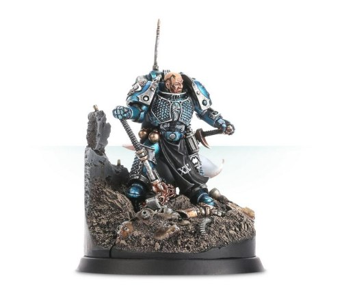 ARMILLUS DYNAT - HARROWMASTER OF THE ALPHA LEGION