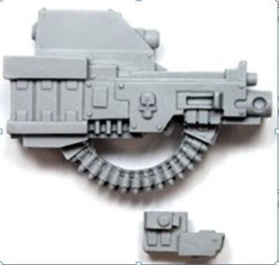 MK IV DREADNOUGHT HEAVY BOLTERS (RIGHT ARM)