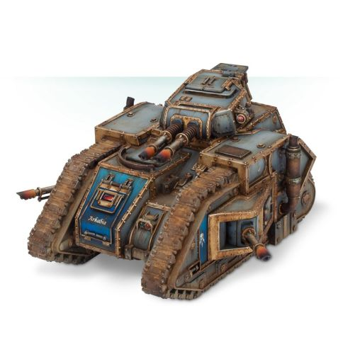 Imperialis Militia Carnodon Battle Tank