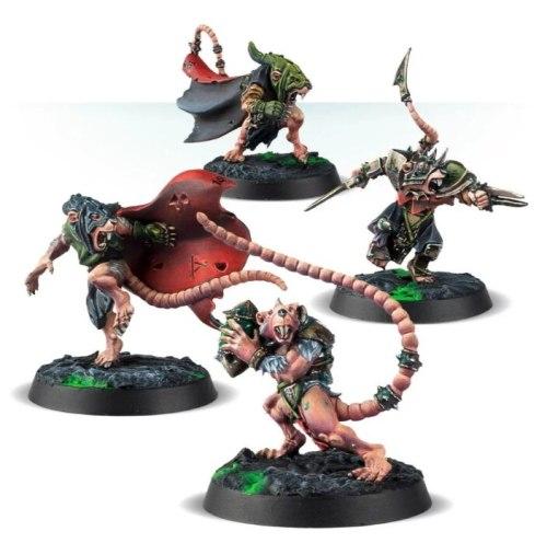 Blood Bowl Skaven Team Booster