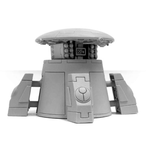 TAU DRONE SENTRY TURRET WITH MISSILES