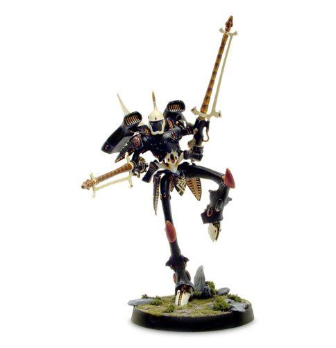 ELDAR Revenant Titan with Sonic Lances