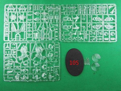 TAU XV95 Ghostkeel Battlesuit (Clear Material)