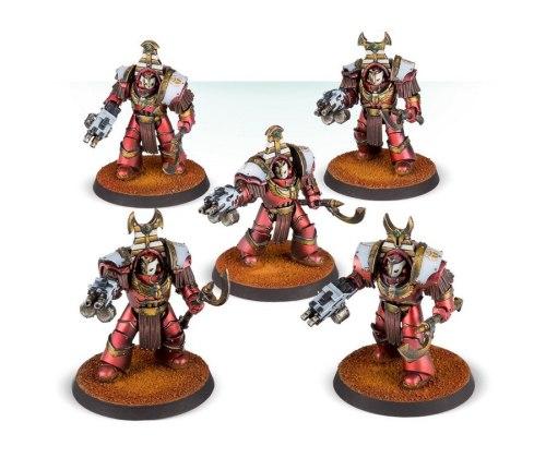 Thousand Sons Legion Sehkmet Terminator Cabal