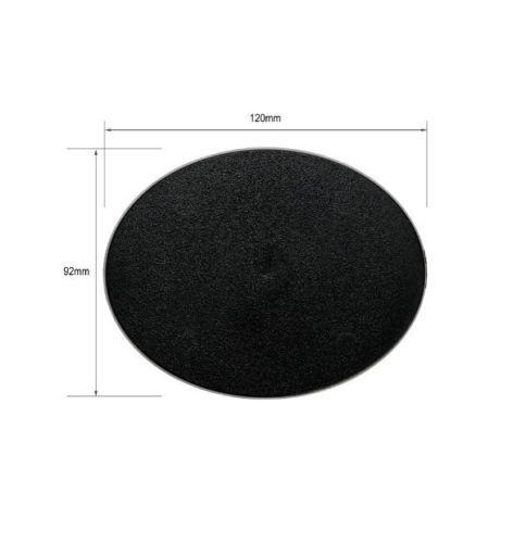 120mm Large Oval Base