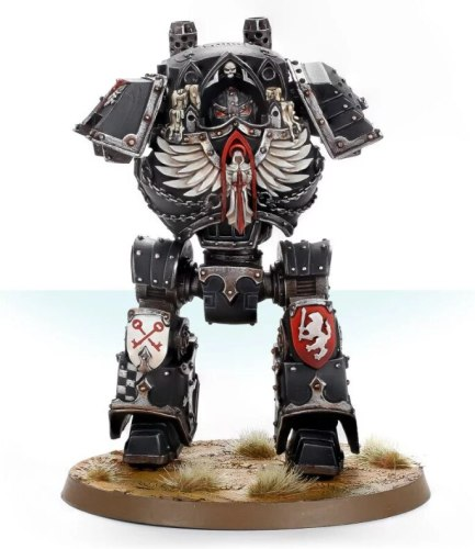 Dark Angels Legion Contemptor Dreadnought