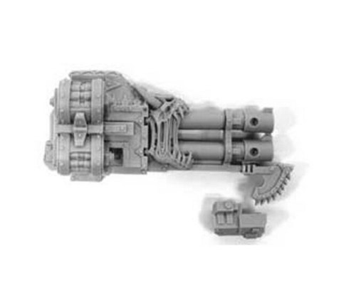 CHAOS DREADNOUGHT AUTOCANNONS (RIGHT ARM)