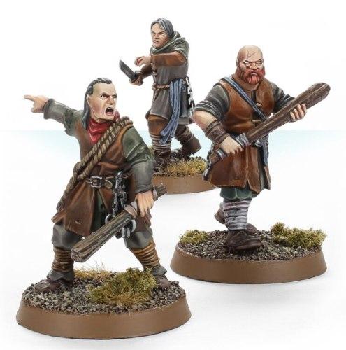 Hobbit Ruffian Leaders