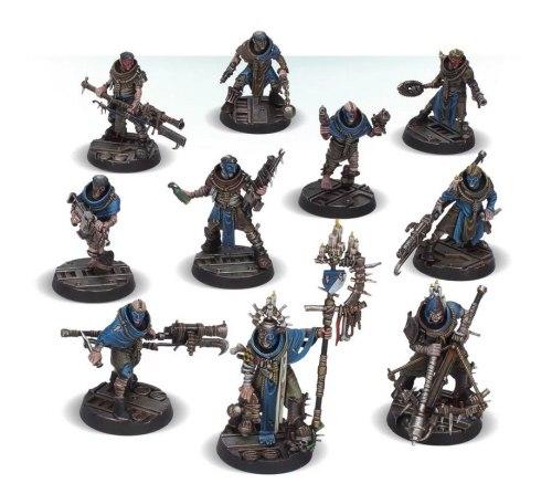 Necromunda House Cawdor Gang
