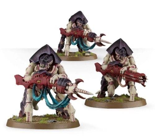 Tyranids Tyrant Guard / Hive Guard