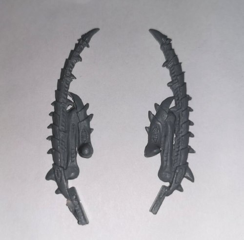 Tyranid lictor - Claw Out of print bits