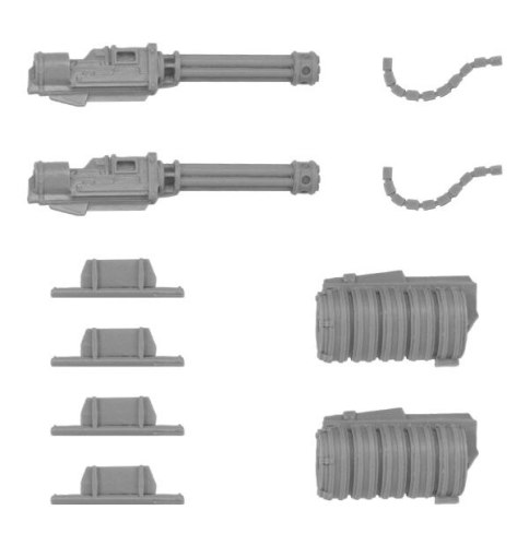 AIRCRAFT PUNISHER CANNONS