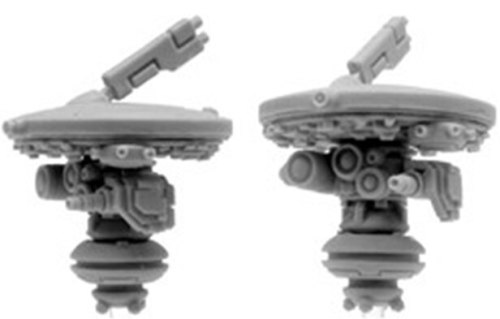TAU DX-4 TECHNICAL DRONES