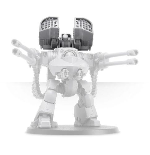DEREDEO DREADNOUGHT AIOLOS MISSILE LAUNCHER