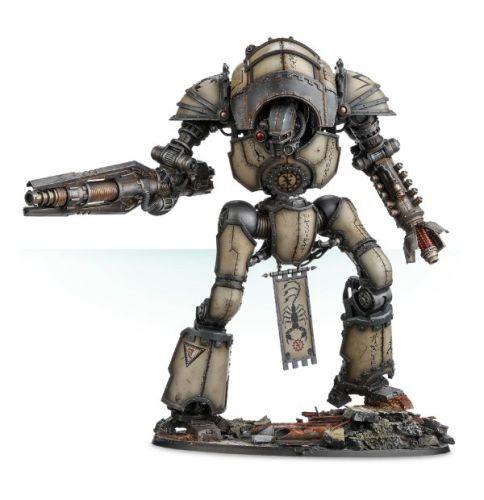 Mechanicum Cerastus Knight-Atrapos