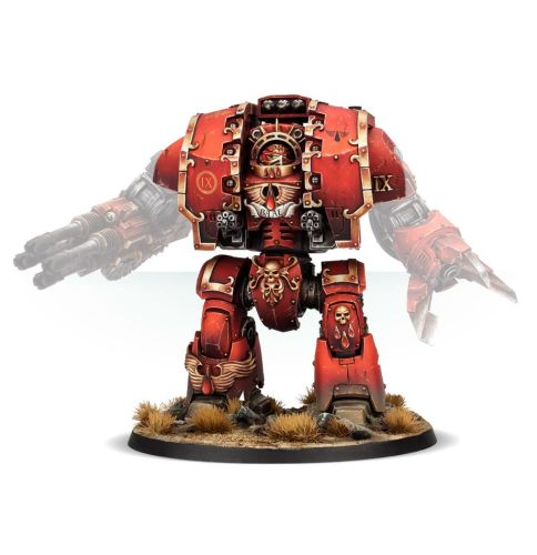 Blood Angels Leviathan Siege Dreadnought Body