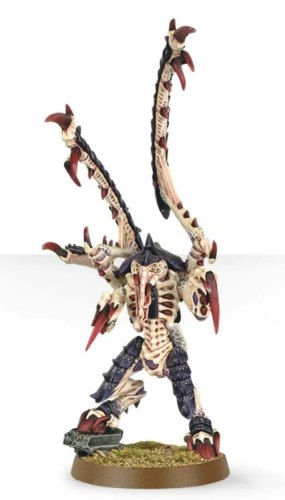 Tyranids Deathleaper(Clear Material)