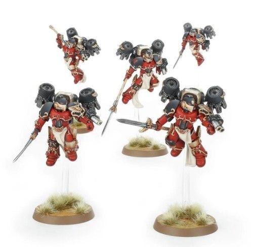 Blood Angels Legion Dawnbreaker Cohort