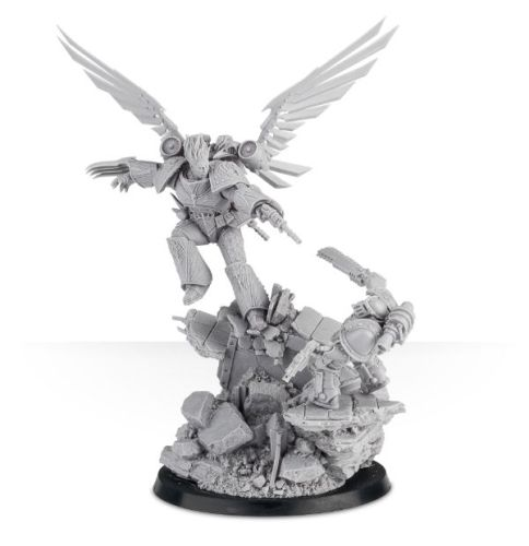 Corvus Corax, Primarch of the Raven Guard