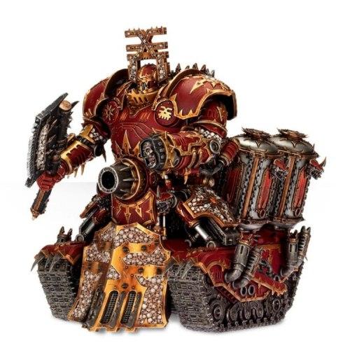 Khorne Lord of Skulls