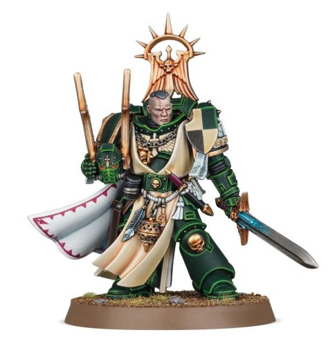 Primaris   Dark Angels Master Lazarus